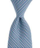 Boys Whale Pattern Tie