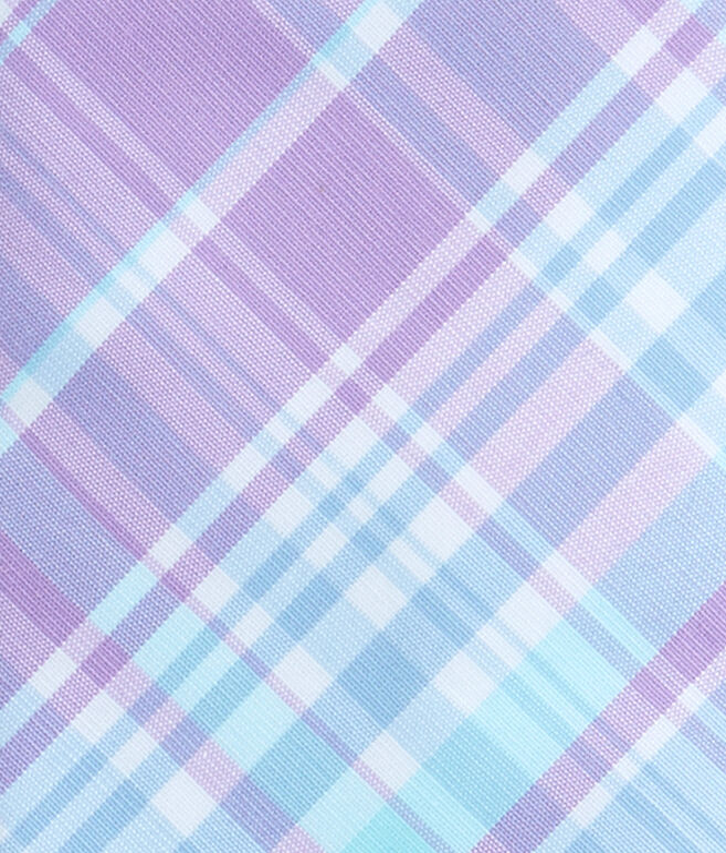 Kennedy Plaid Shirting Skinny Tie