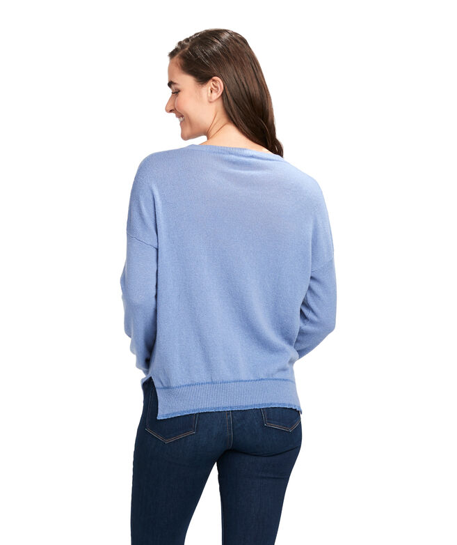 Lofty Cashmere Crewneck Sweater