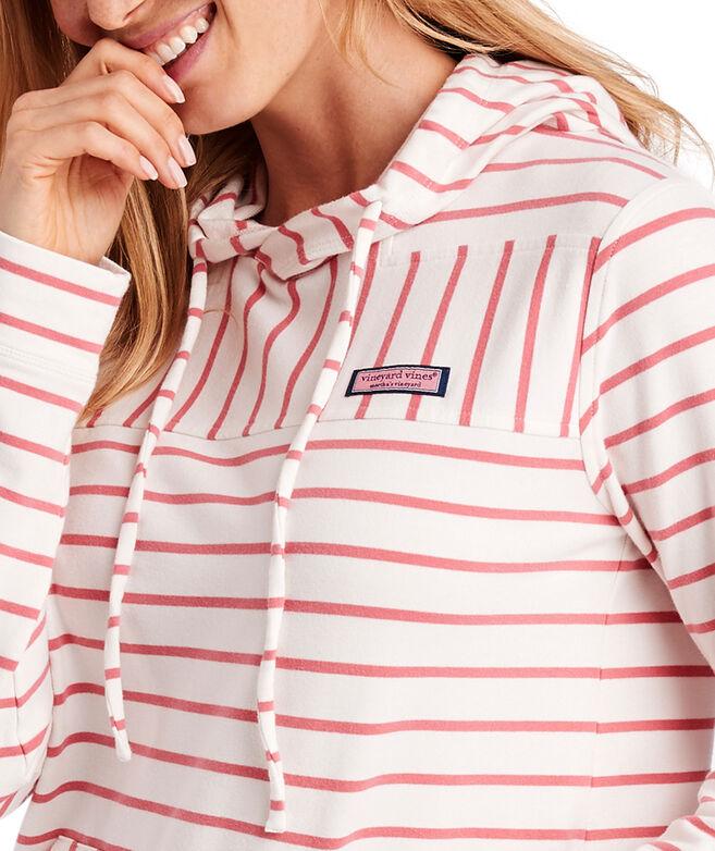 Relaxed Hoodie Shep Shirt