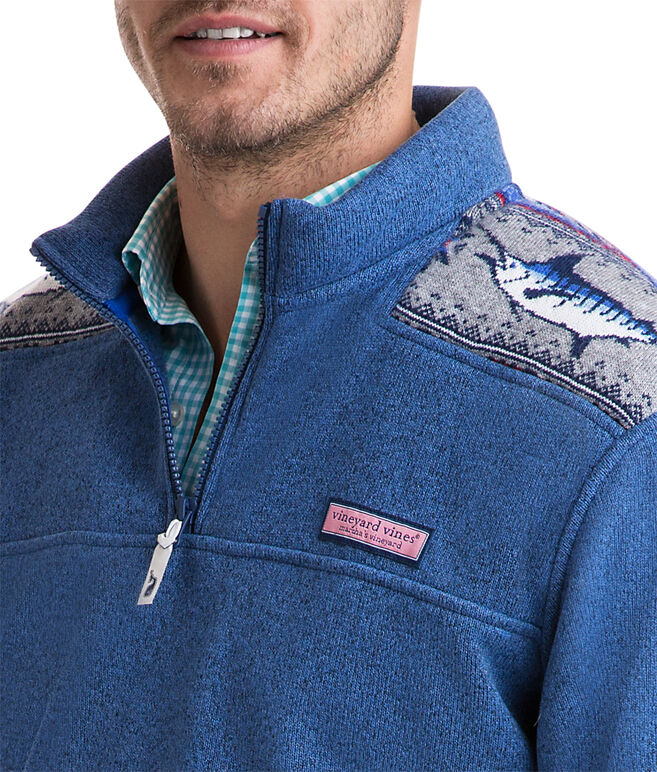 Fair Isle Marlin Shep Shirt