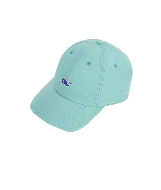 Whale Logo Perfomance Baseball Hat