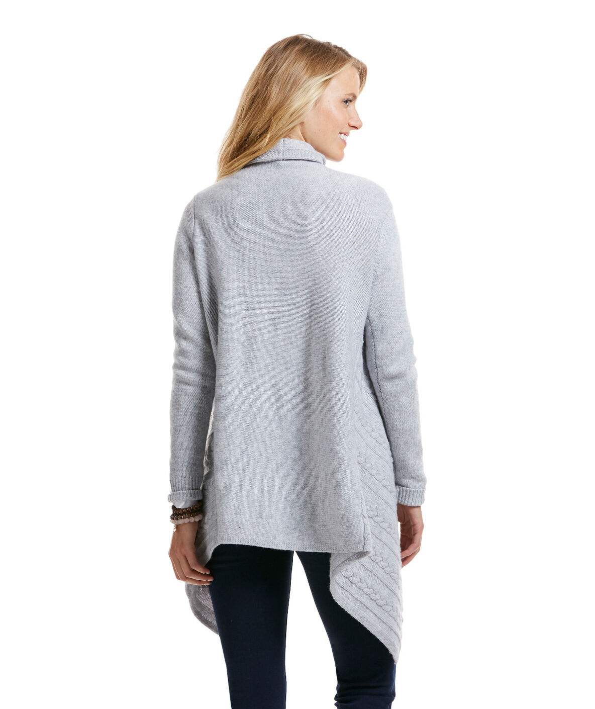 Shop Cable Waterfall Cardigan at vineyard vines