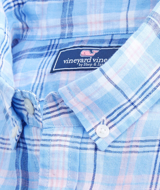 Classic Farrington Plaid Tucker Shirt