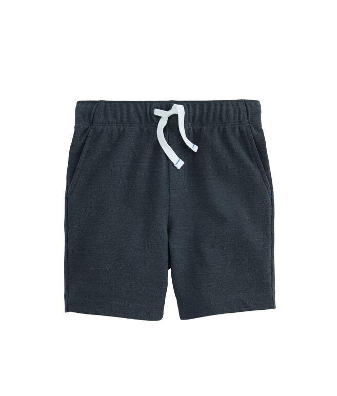 Boys Saltwater Knit Jetty Shorts