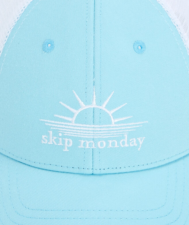 Skip Monday Trucker Hat