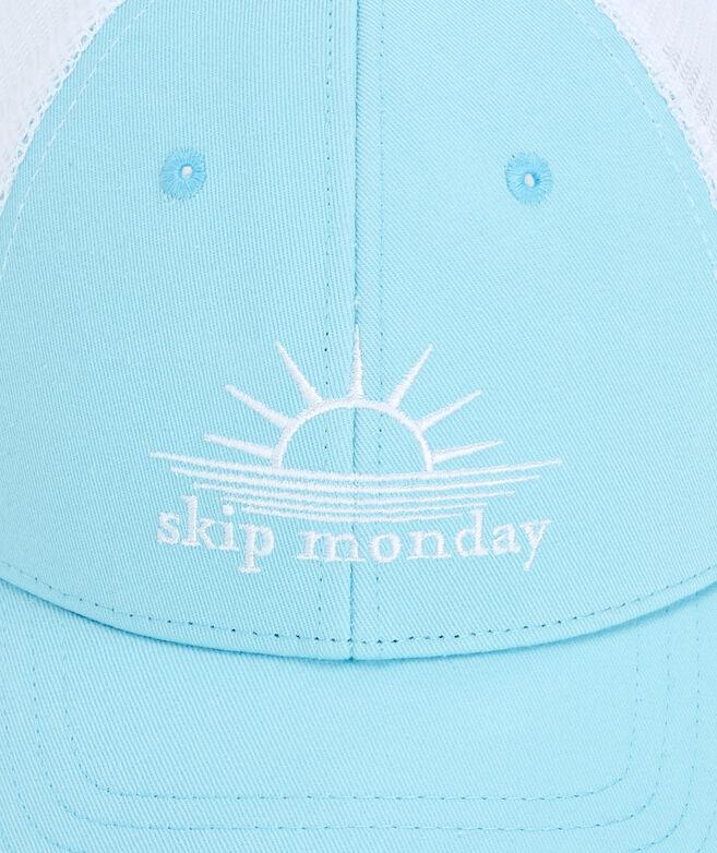 Skip Monday Trucker Hat