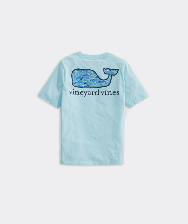 Boys' Tarpon Whale Fill Short-Sleeve Tee
