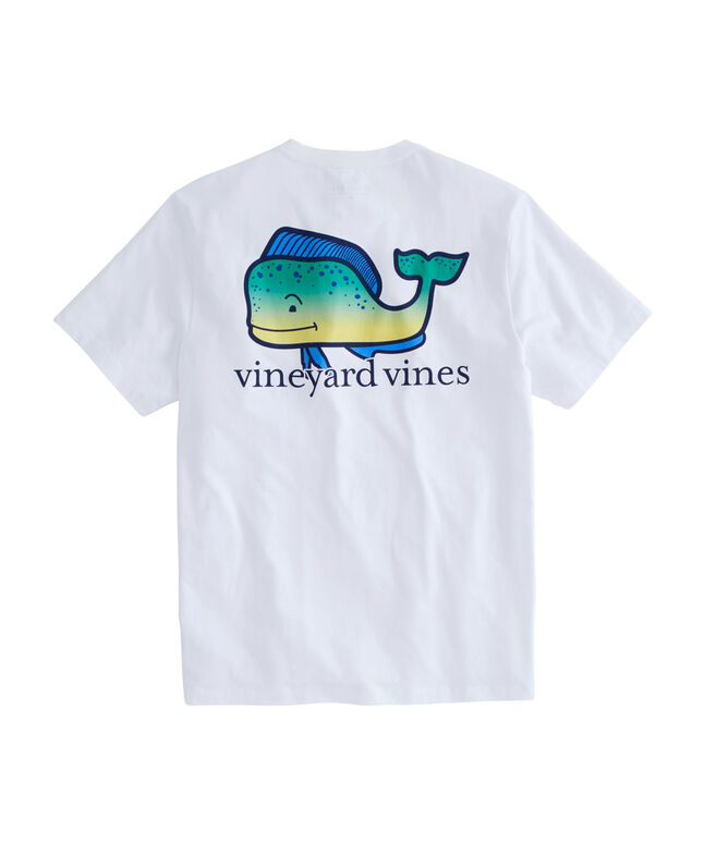 Dolphin Whale Pocket T-Shirt