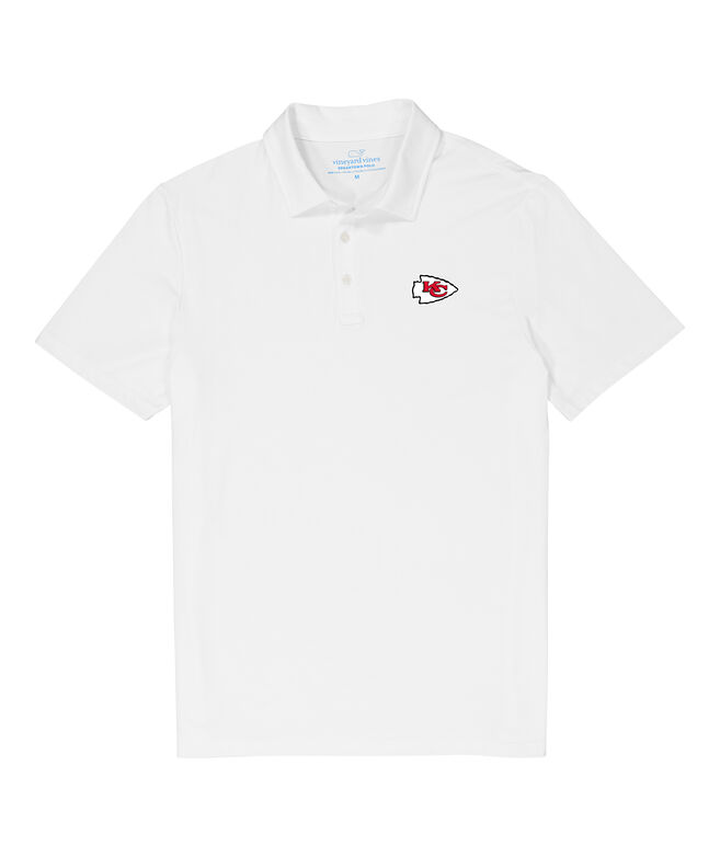 Kansas City Chiefs Edgartown Polo