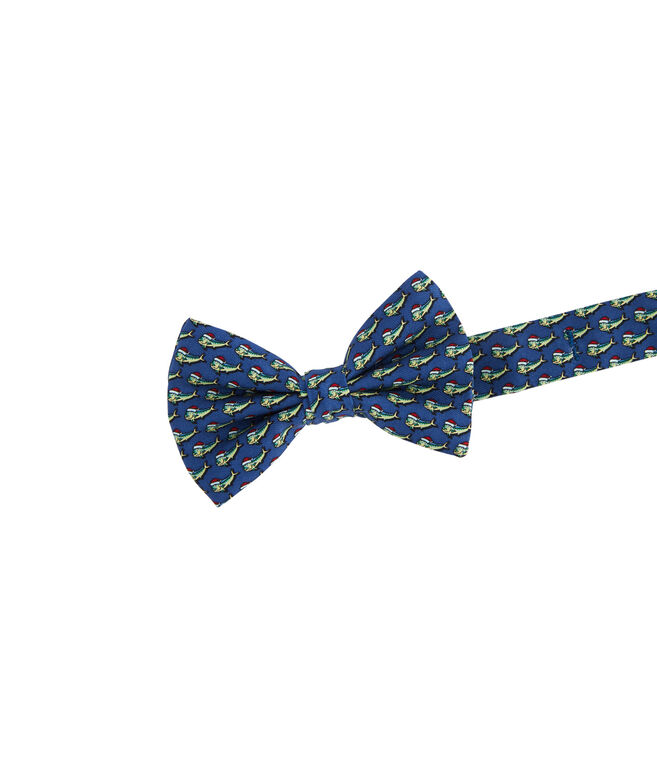 Boys' Mahi Christmas Printed Bow Tie