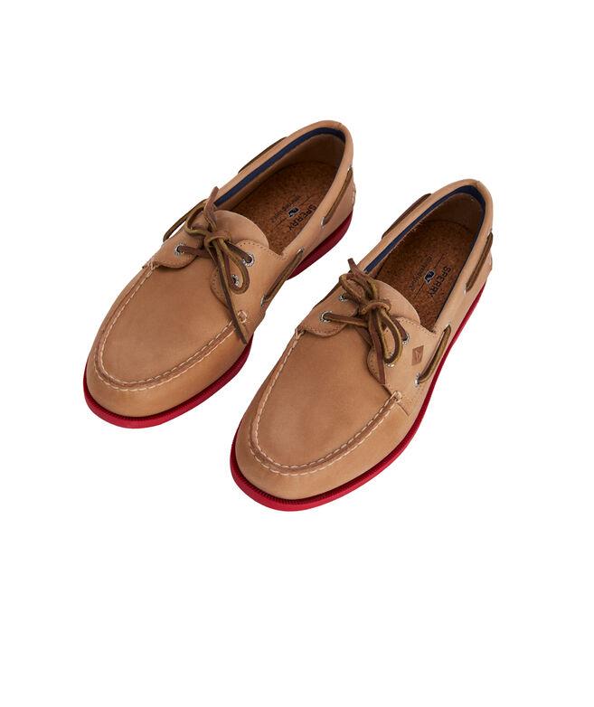 Mens Sperry x vineyard vines Plush Authentic Original Summer Boat Shoe
