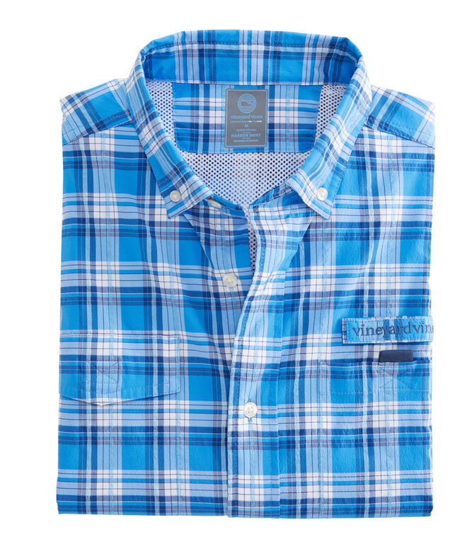 Varadero Plaid Harbor Shirt