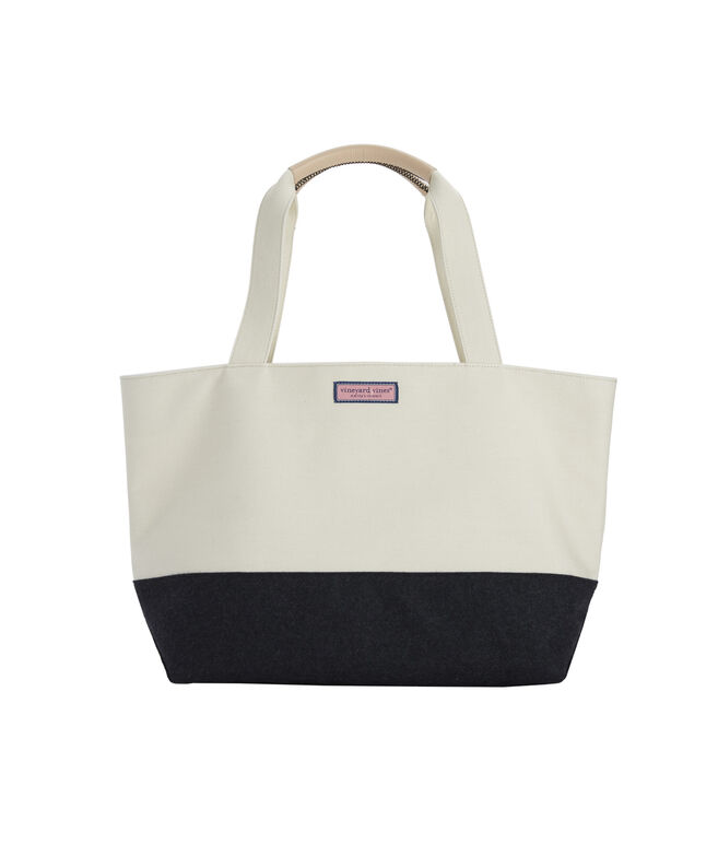 Wool Bottom Vineyard Tote