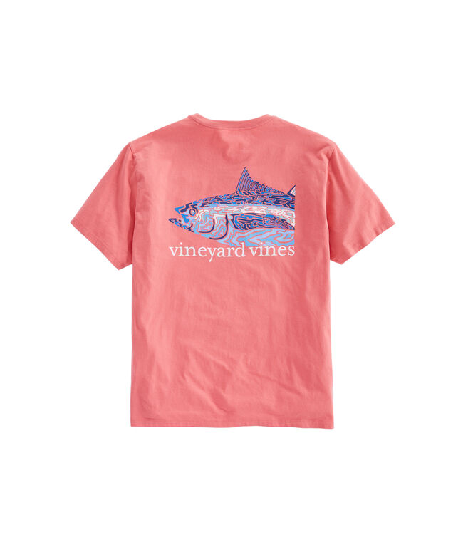 Camo Tuna Pocket T-Shirt