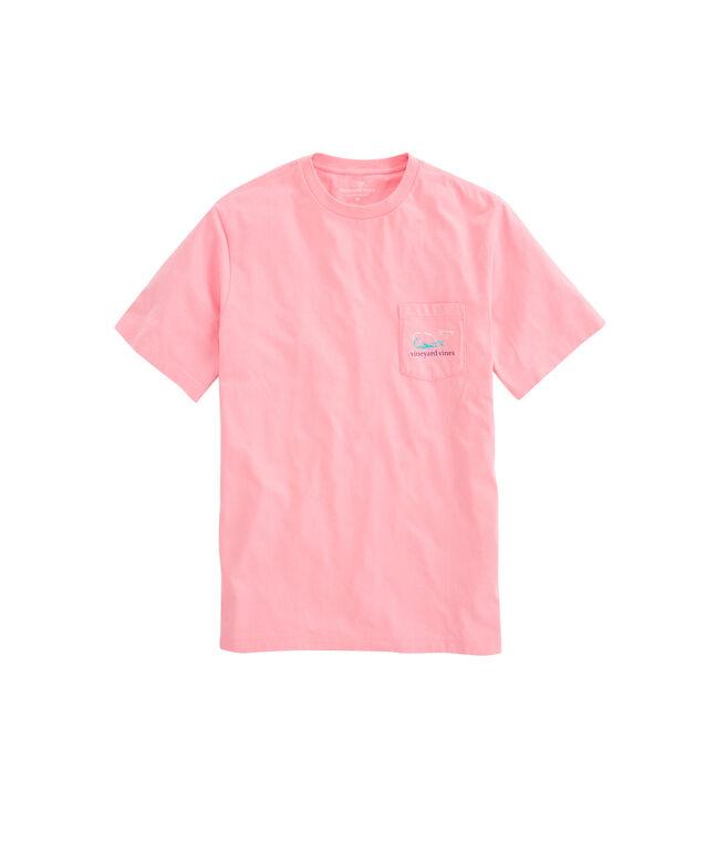 Bermuda Whale Pocket T-Shirt