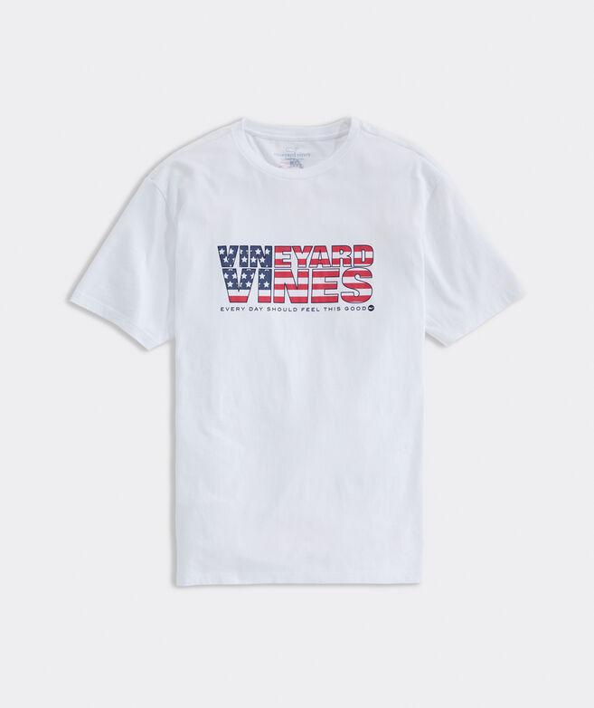 VV Flag Short-Sleeve Tee