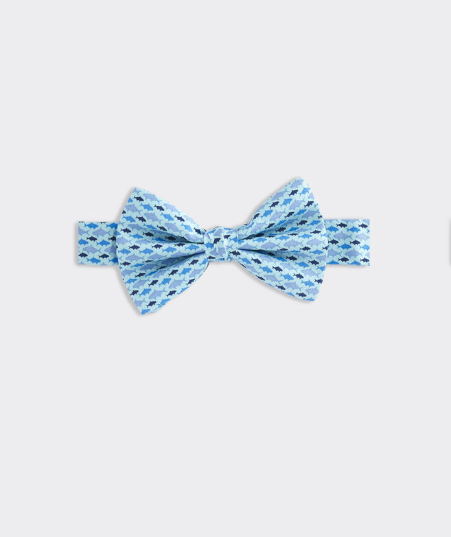 Boys' Amberjacks Printed Bow Tie