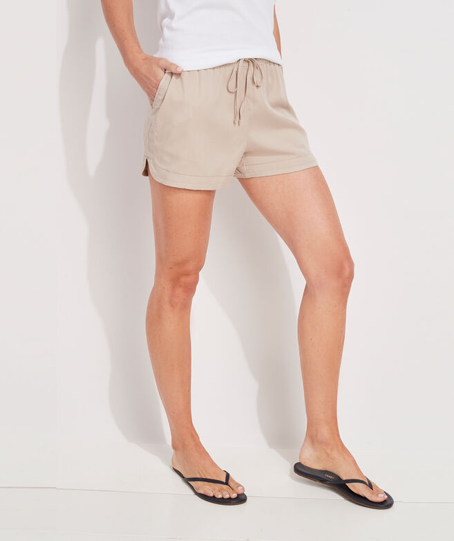 Beachy Pull-On Shorts