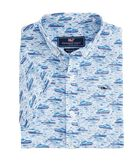 Boys Short-Sleeve Sportfisher Whale Shirt