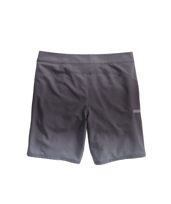 Long Beach Striped Board Shorts