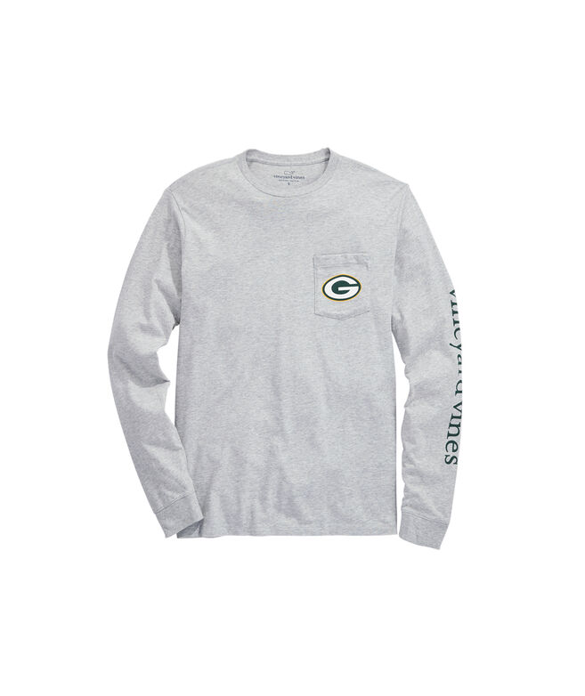 Greenbay Packers Long-Sleeve EDSFTG T-Shirt