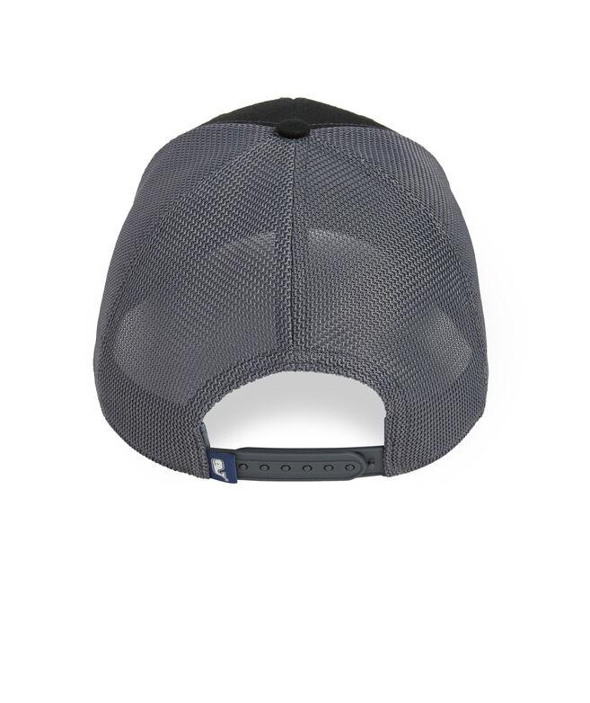 Tuna Icon Patch Trucker Hat