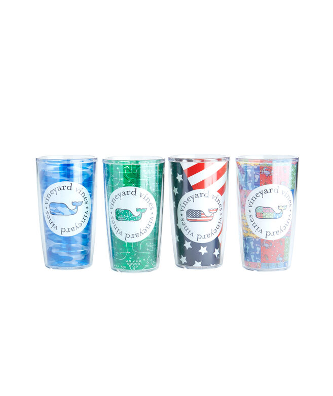 Tailgate Tervis Tumblers (Set Of 4)