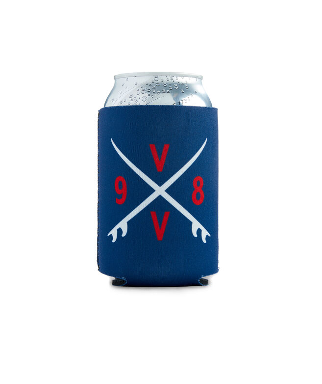 Surf Logo Coozie