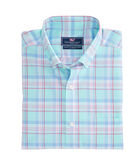 Long Bay Plaid Classic Murray Shirt