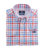 Bavaro Plaid Harbor Shirt