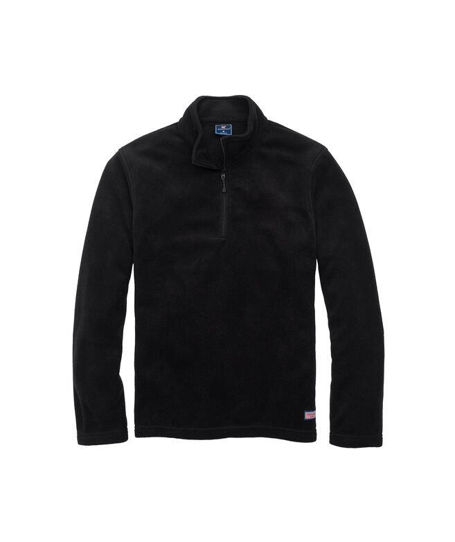 Mens Fleece 1/4-Zip