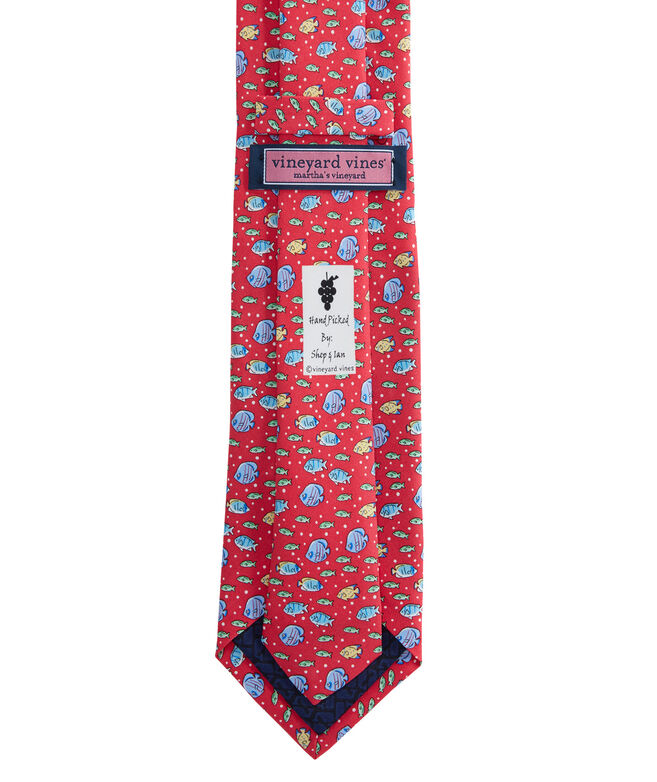 Tropical Fish Tie
