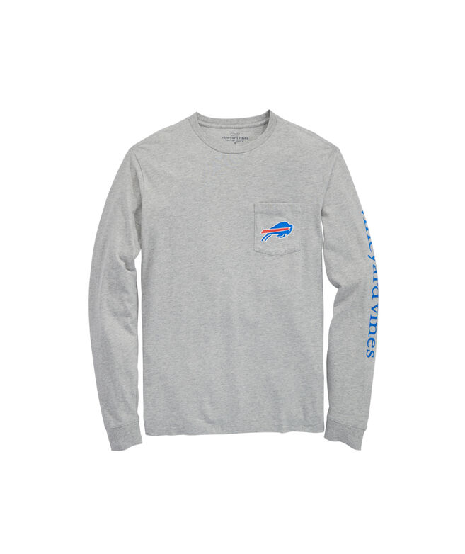 Buffalo Bills Long-Sleeve EDSFTG T-Shirt