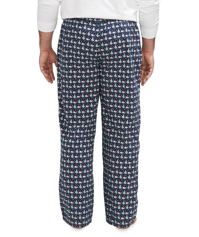 Big & Tall Printed Lounge Pants