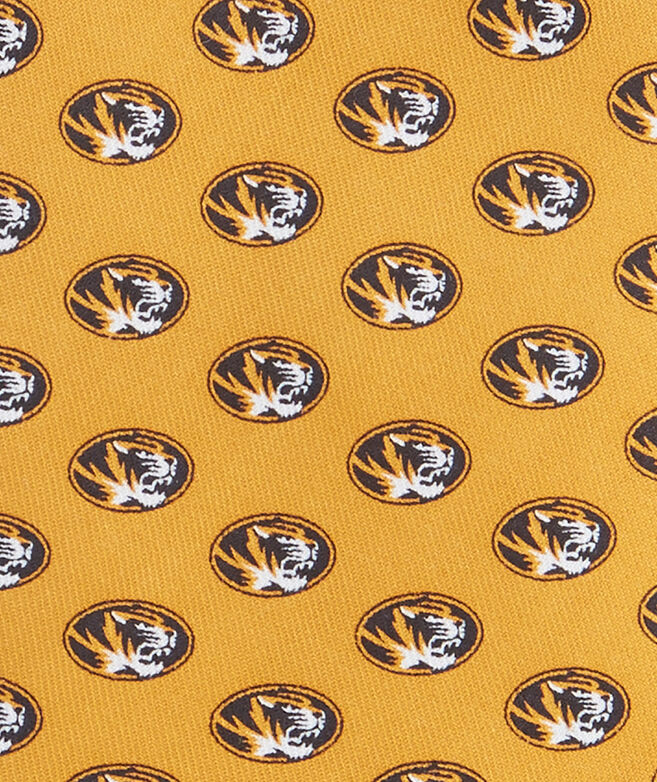 University Of Missouri Tie