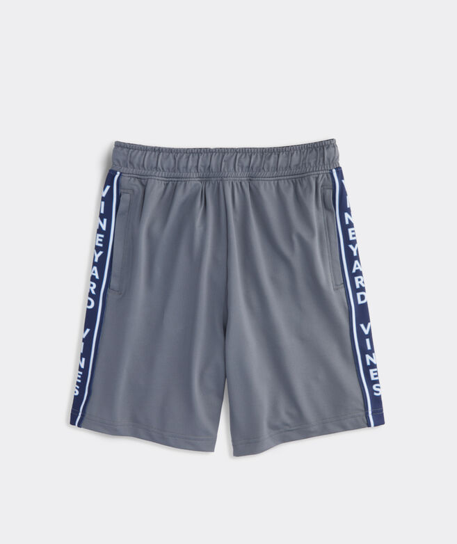 Boys' Side Taped Lacrosse Shorts