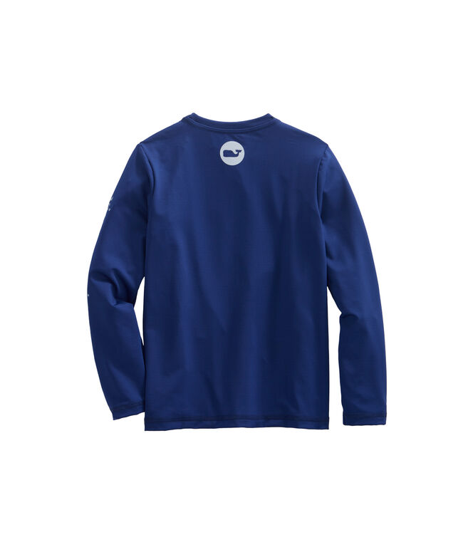 Boys Long-Sleeve Rashguard