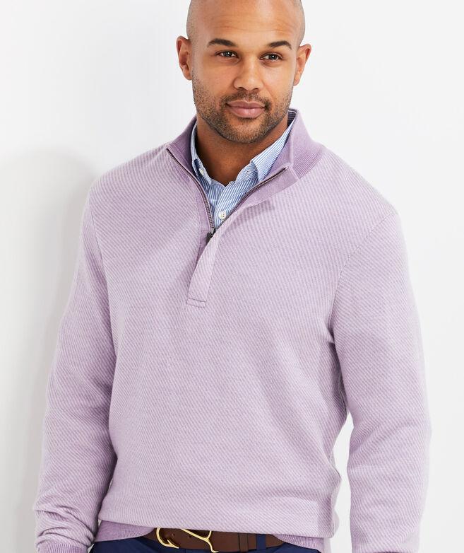 Downeaster 1/2-Zip Sweater