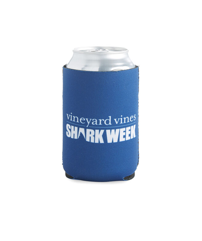 Shark Week Logo Coozie