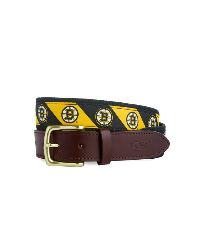 Boston Bruins Belt