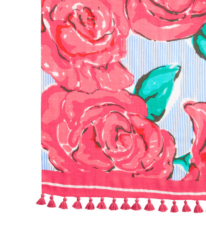 Run For The Roses Scarf