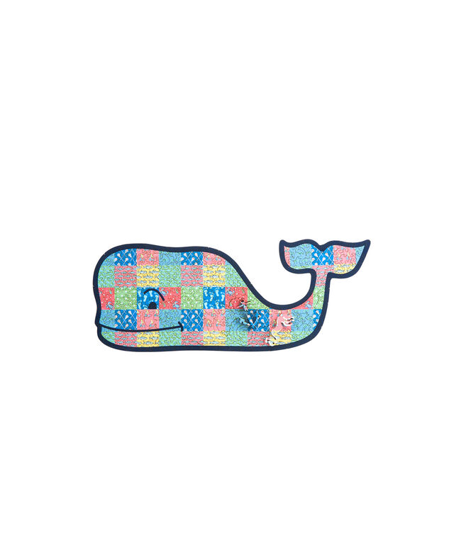 Liberty Puzzle Patchwork Whale