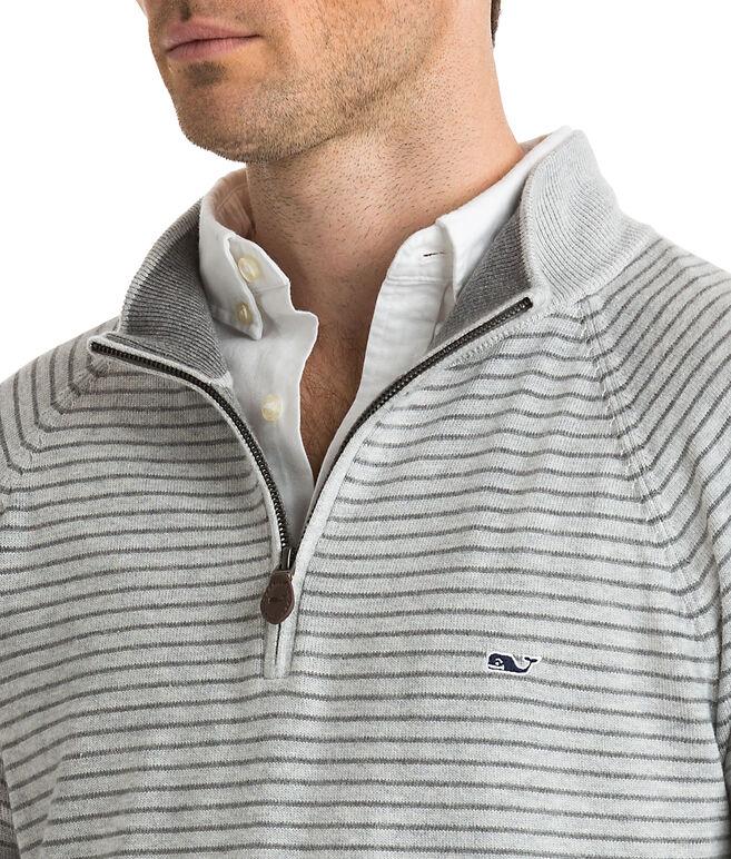Classic Stripe 1/4-Zip