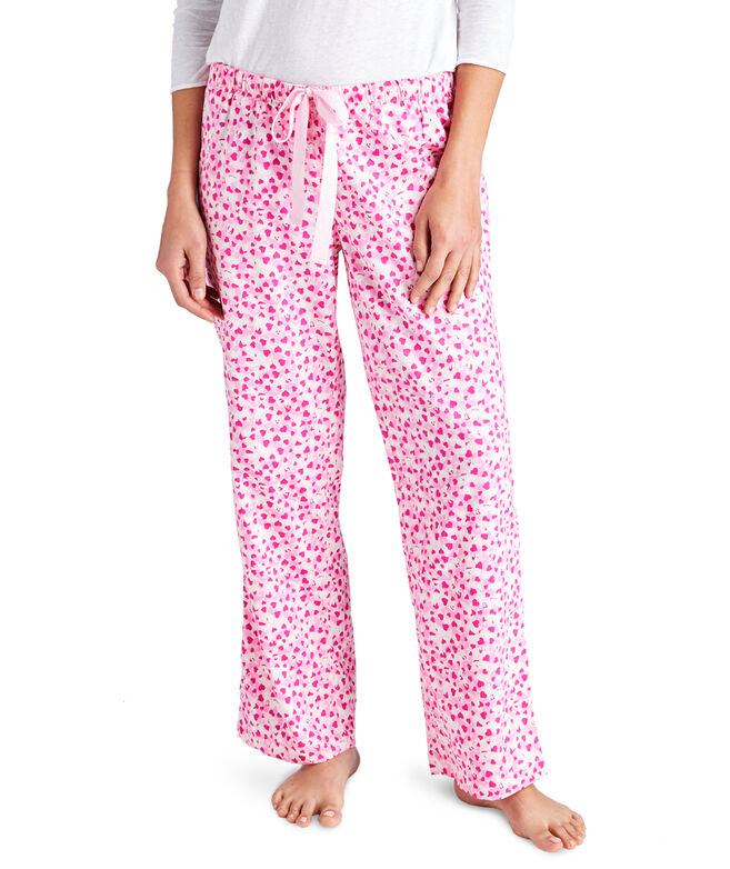 Hearts & Whale Sateen Lounge Pants