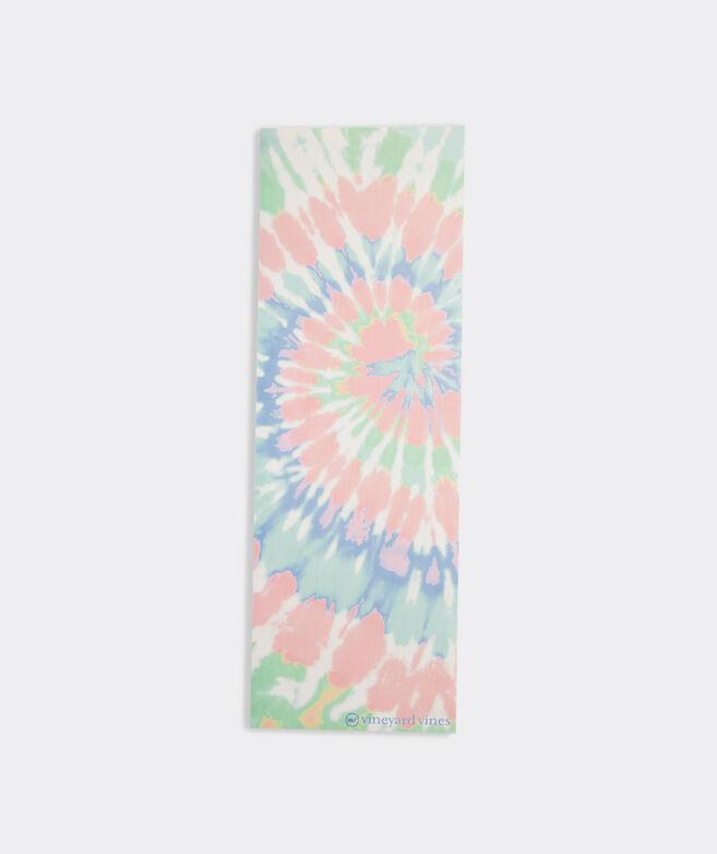 Tie-Dye Swirl Yoga Mat