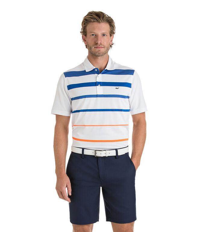Sullivan Engineer Stripe Polo