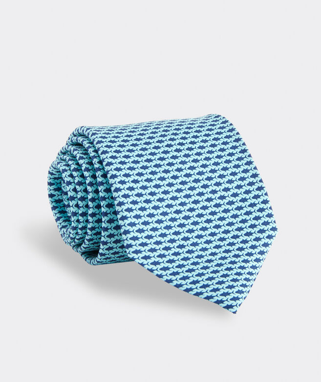Yellowtails Printed Tie