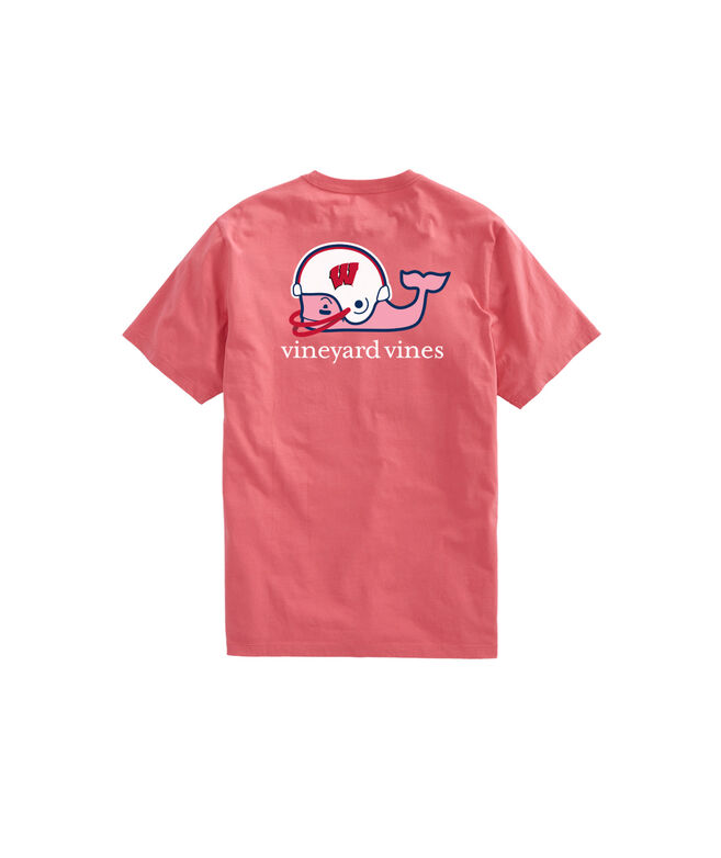 University of Wisconsin Pocket T-Shirt