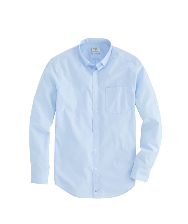 Yale Co-Op Fine Stripe Classic Murray Shirt
